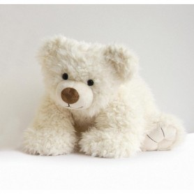 S PAT'OURS 50CM BLANC